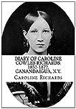 Diary of Caroline Cowles Richards: 1852-1872, Canandaigua, N.Y.