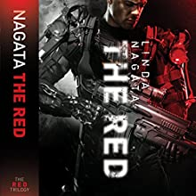The Red: First Light (       UNABRIDGED) by Linda Nagata Narrated by Kevin T. Collins