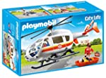 Playmobil - 6686 - Hlicoptre mdical