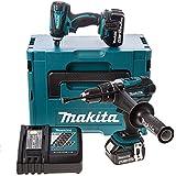 Makita DLX2005MJ 18 V Li-Ion Cordless Kit (2-Piece)