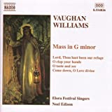 echange, troc Ralph Vaughan Williams - Musique chorale sacrée - Messe en sol mineur