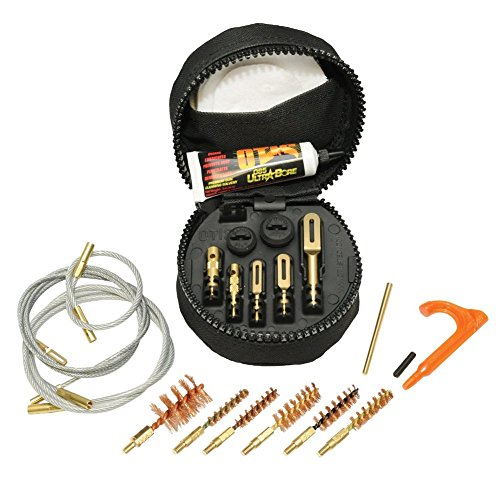 Otis Tactical Cleaning System with 6 Brushes (Portable Gun Cleaning Kit compare prices)