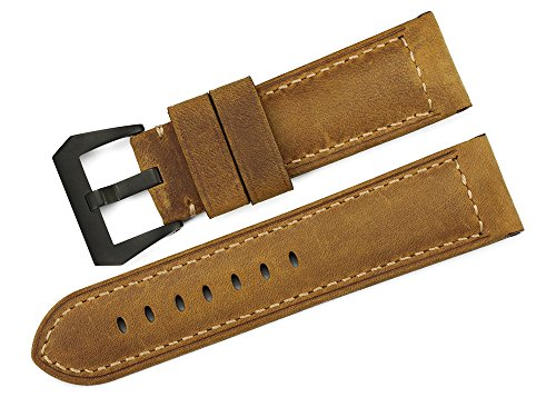 istrap-24mm-assolutamente-calf-leather-watch-strap-band-black-pvd-buckle-for-panerai-brown