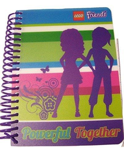 LEGO Friends Mini Pocket Journal ~ Powerful Together