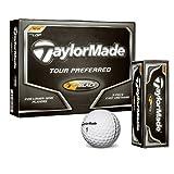 テーラーメイド ゴルフボール ツアープリファード (Tour Preferred) TPブラック