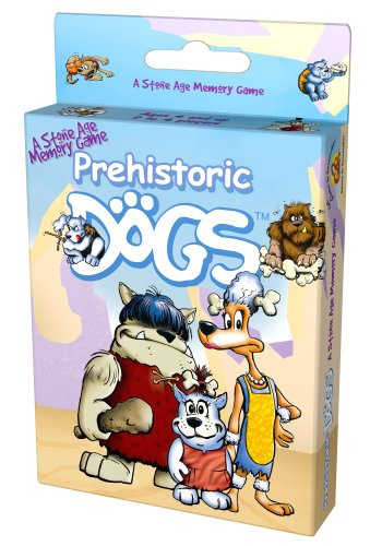 Prehistoric Dogs Card Game