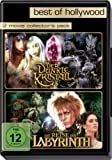DVD Cover 'Der dunkle Kristall/Die Reise ins Labyrinth - Best of Hollywood (2 DVDs)