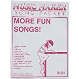 European Expressions Intl More Fun Songs #1 Music For The Music Maker