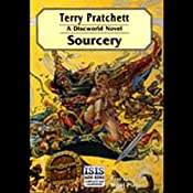 Sourcery: Discworld #5 | [Terry Pratchett]