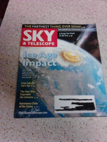Sky And Telescope Magazine September 2009