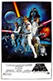 Star Wars: A New Hope Movie (Group, Credits) 24x36 Poster