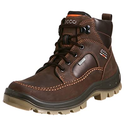 Buy Ecco Mens Track Iv High Gore-Tex Boot by ECCO