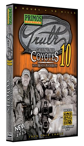 Primos Hunting The Truth 10 - Calling All Coyotes DVD (Primos Truth 35 compare prices)