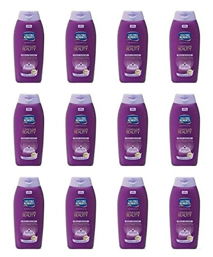 12 x NEUTRO ROBERTS Bagno Sch.Intensive Beauty Rigenerante 750 Ml
