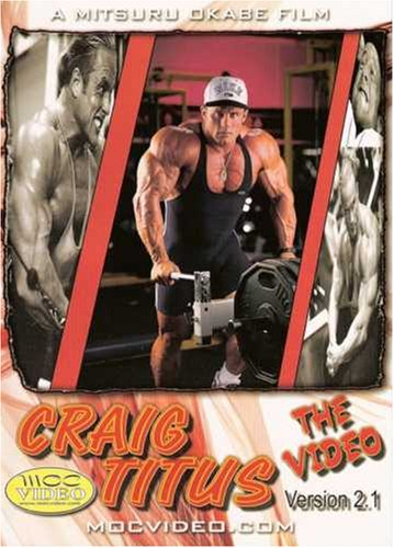 Version 2.1: The Bodybuilding Video [DVD] [Import]