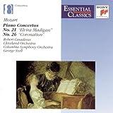 Piano Concertos 21 & 26