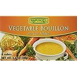 Rapunzel - Vegetable Bouillon Cubes - No Salt Added, 2.4 oz