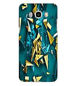 SAMSUNG GALAXY J5 2016 PATTERN Back Cover by PRINTSWAG