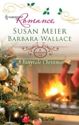 Image of A Fairytale Christmas: Baby Beneath the Christmas Tree\Magic Under the Mistletoe