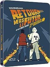 Retour vers le futur - Trilogie [Blu-ray + Copie digitale] [Blu-ray + Copie digitale - Édition boîtier SteelBook]