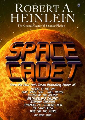 Robert A. Heinlein - Space Cadet (English Edition)