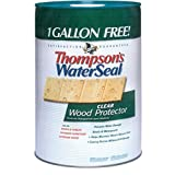 Thompson'S Waterseal Wood Protector 6 Gl Low Voc (Color: Clear)