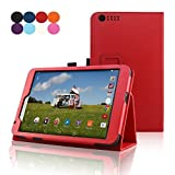 Premium Tesco Hudl 2 PU Leather 8.3