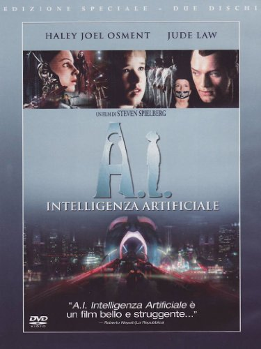 A.I. Intelligenza artificiale (edizione speciale) [2 DVDs] [IT Import]