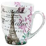 La Tour de Paris Mug