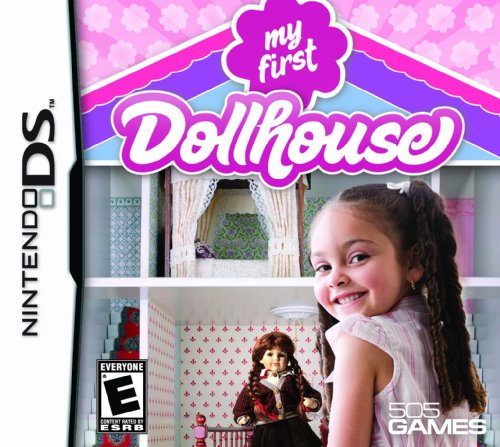 My First Dollhouse - Nintendo DS - 1