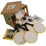 Hand Held Dry Erase Boards Class Set