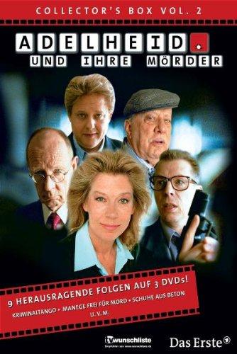 Adelheid und ihre Mörder - Collector's Box 2 [3 DVDs]