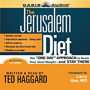 The Jerusalem Diet Audiobook