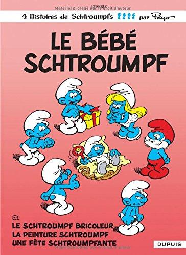 Le bébé Schtroumpf, tome 12