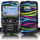 LG 900G for Stright Talk & Net 10 & Tracfone Accessory - Color Zebra Design ....