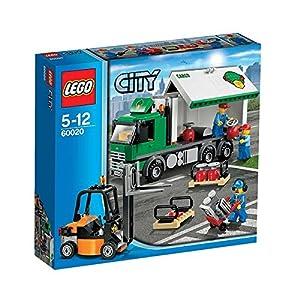 LEGO City Airport 60020: Cargo Truck