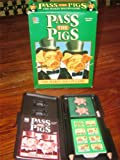 PASS THE PIGS. ORIGINAL UNUSED 1993 ISSUE BY MB GAMES