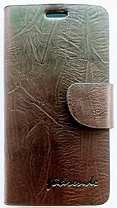 Fuhrende Flip Cover for Karbonn K9 Smart