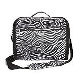 Travelon Independence Bag with Shoulder Strap - Zebra