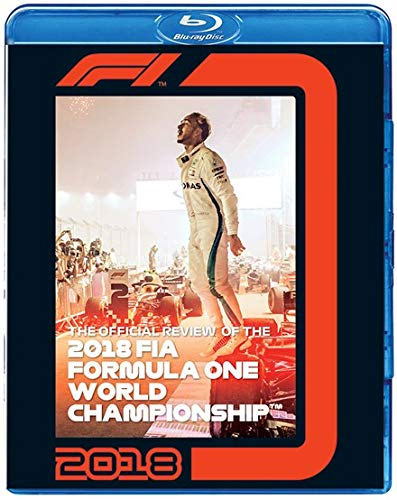Blu-ray : F1 2018 Official Review (Blu-ray)