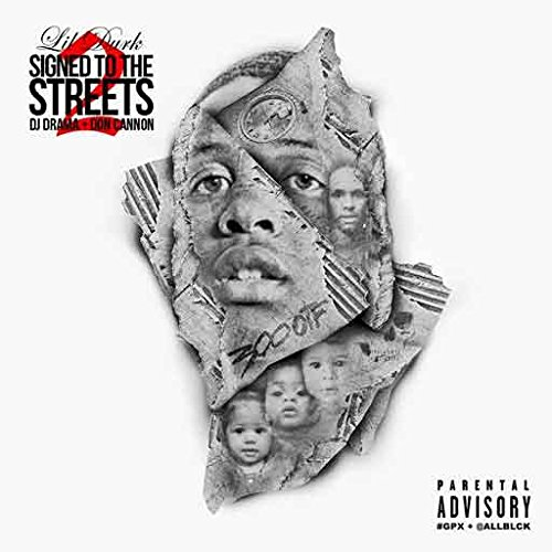 Signed to the Streets 2 Limited Edition CDr Official Mixtape (Lil Durk Signed To The Streets 2 compare prices)
