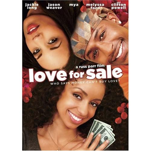 Amazon.com: Love for Sale: Clifton Powell, Jason Weaver, Mya, Jackie