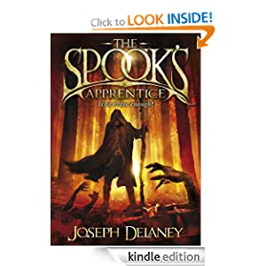 The Spook's Apprentice (The Wardstone Chronicles)