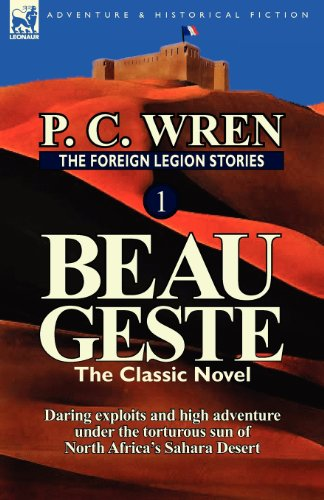 Beau Geste (Foreign Legion Stories 1)