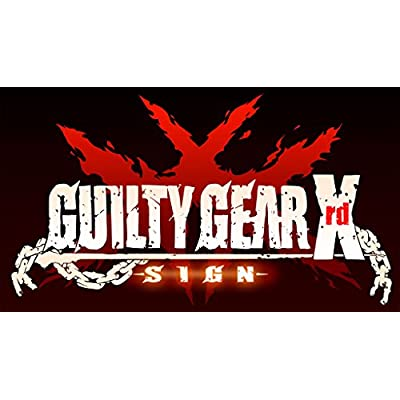 GUILTY GEAR Xrd -SIGN- 初回生産限定特典 GUILTY GEAR Xrd -SIGN- オリジナル・サウンドトラックCD(仮称) 付