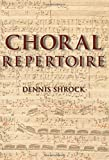 img - for Choral Repertoire book / textbook / text book