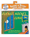 Goodnight Moon Book And Cd (Spanish E...