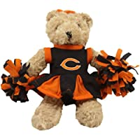 NFL Chicago Bears Cheerleader Bear by Champion Treasures
