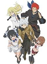 「ダンまち」新作OVA&BD-BOXのPV公開。混浴&水着シーンも!