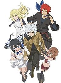 ダンジョンに出会いを求めるのは間違っているだろうか Blu-ray BOX(OVA付き)